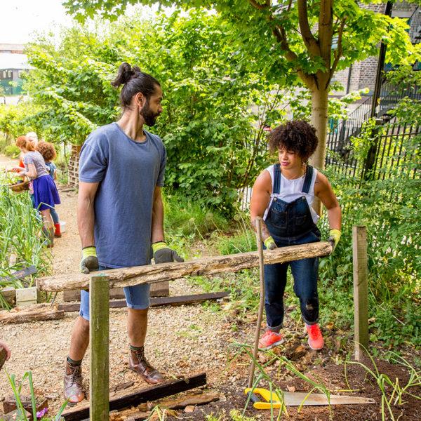 Building Community Gardens